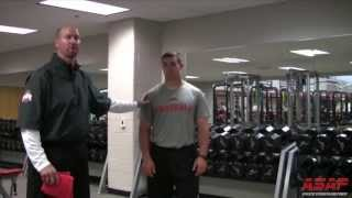 getlinkyoutube.com-Ohio State Football Strength Coaching Segment with Coach Jeff Uhlenhake