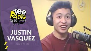 Justin Vasquez Live Guesting Tee Radio