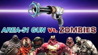 getlinkyoutube.com-Dead Trigger 2 AREA-51 GUN Mk10 vs. Zombies HD