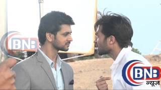 getlinkyoutube.com-Ranbir & Sharman Fun On SETS Meri Aashiqui Tum Se Hi