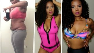 getlinkyoutube.com-30+ LBS. WEIGHT LOSS | ❤❤ BATHING SUITS & CONFIDENCE #MYSWIMBODY| tastePINK