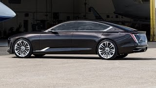 getlinkyoutube.com-NEW Cadillac Escala Concept Review