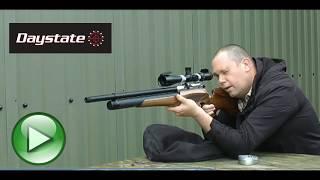 getlinkyoutube.com-WORLD FIRST: Daystate Wolverine 303 caliber 100 ft/lb Air Rifle