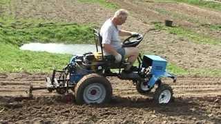 getlinkyoutube.com-Мини трактор из мотоблока НЕВА - Псковская версия