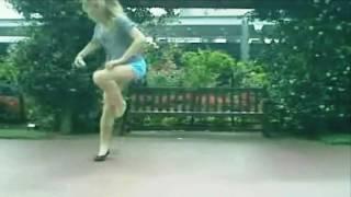 getlinkyoutube.com-Shuffle Girls You May Not Know