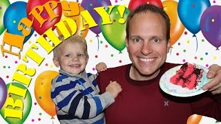 getlinkyoutube.com-Matt's BIRTHDAY! || Mommy Monday