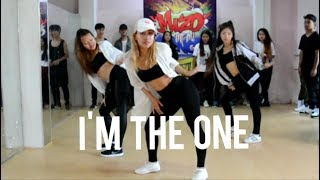 I'm The One - DJ Khaled ft Justin Bieber || Alan Rinawma Dance Choreography