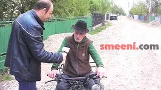 getlinkyoutube.com-SUPER TARE: Merge cu ATV-ul la 90 de ani. Smeeni 29.04.2015