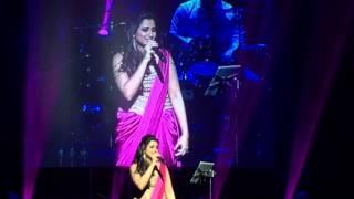 getlinkyoutube.com-Shreya Ghoshal pays tribute to the legends, live performance in Cincinnati, Ohio, USA