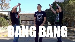 getlinkyoutube.com-BANG BANG - Jessie J, Ariana Grande, Nicki Minaj Dance Choreography | Jayden Rodrigues NeWest