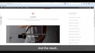 getlinkyoutube.com-Big Junior - Adding sidebar to a page with default page template