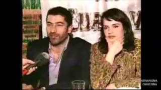 """getlinkyoutube.com-Kenan imirzalioglu  with co-star  """" aci hayat """""""