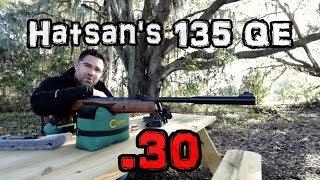 Hatsan Carnivore 135 QE .30 Airgun Review