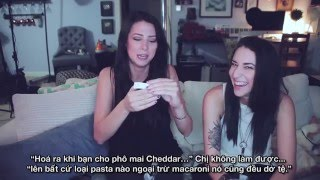 getlinkyoutube.com-[Vietsub] BEST ACCENT CHALLENGE - Real lesbian couple Stevie Boebi and Ally Hills