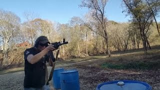 getlinkyoutube.com-MOLOT VEPR 7.62x39 Russian AK- Review