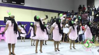 getlinkyoutube.com-Alpha Kappa Alpha Sorority, Inc.  Gamma Pi Chapter Neophyte Presentation 2015