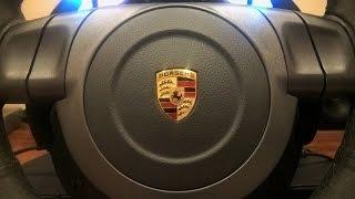getlinkyoutube.com-Обзор и сравнение рулей Logitech G25 и Fanatec Porsche 911 GT2 на ПК и PS3