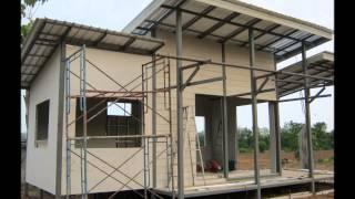 getlinkyoutube.com-Ecomodernplan: บ้านสำเร็จรูป
