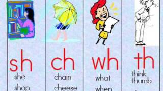getlinkyoutube.com-Consonant Digraphs: sh ch wh th