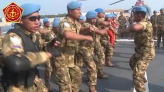 getlinkyoutube.com-PANGLIMA TNI KUNJUNGI SATGAS GARUDA DI LEBANON