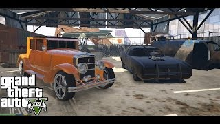 getlinkyoutube.com-GTA 5 PC Rare Cars - Story Mode - Offline - Single Player -