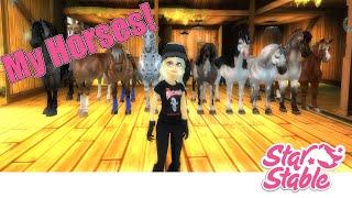 getlinkyoutube.com-My Horses / Meine Pferde - Star Stable [SSO]