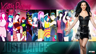 getlinkyoutube.com-Just Dance | Katy Perry | JD1 - JD2016 | History in Just Dance