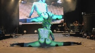 getlinkyoutube.com-Body Art - World Bodypainting Festival 2013