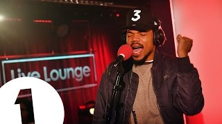 getlinkyoutube.com-Chance The Rapper - Feel No Ways (Drake cover) in the Live Lounge