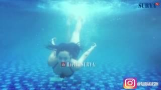 AURA KASIH - Antara berenang saat puasa dan anjing width=