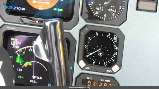 getlinkyoutube.com-Flight Guayaquil Loja Ecuador ATR42-500 Tame - HD