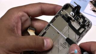 getlinkyoutube.com-Official iPhone 4S Screen / LCD Replacement Video & Instructions - iCracked.com