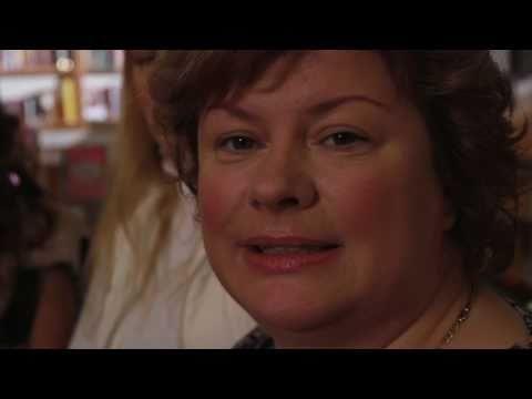 Marian Keyes - The makings of her TV advert