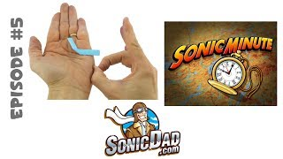 getlinkyoutube.com-Make a boomerang in 60 seconds: Sonic Minute Episode 5