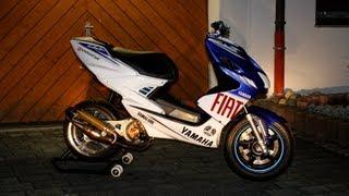 getlinkyoutube.com-Aerox Tuning Story 70ccm Midrace Stage 6 Racing Mk2 C21 Knödler Racing [1080p] HD