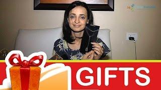 getlinkyoutube.com-Sanaya Irani Gift Segment - 03