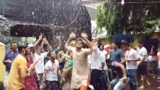 Banjo Party Yograj drumar zhigat song by om kar beats(9892092182/8879509699) banjo party