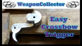Making a Carbine Crossbow - Part 2