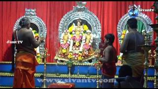 இணுவில் கந்தசுவாமி கோவில் மூன்றாம் நாள் இரவூத்திருவிழா