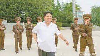 挑戰新聞軍事精華版--不小心走到金大將軍前面,朝鮮高官驚嚇跳開