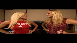 getlinkyoutube.com-Torrie Wilson Showing Off - WWF Invasion 2001