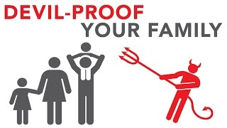 getlinkyoutube.com-How to Devil-Proof Your Family | Ken & Trudi Blount | Sid Roth's It's Supernatural!
