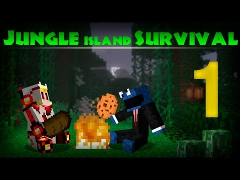 MINECRAFT - Jungle Survival Island - Con Chincheto Ep.1 - Es