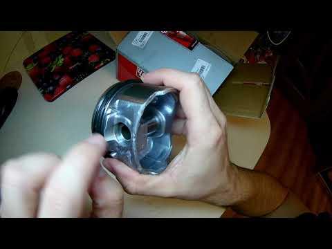 Поршни ... для FIAT Linea 1.4 350A1.000 (Piston ... for engine FIAT Linea)