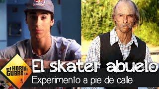 getlinkyoutube.com-Las apariencias engañan: el skater abuelo - El Hormiguero 3.0