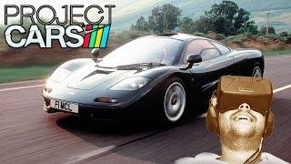 getlinkyoutube.com-Oculus Rift DK2 - Project CARS - Mclaren F1 @ Le Mans