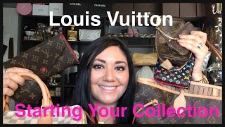 getlinkyoutube.com-Louis Vuitton: Starting Your Collection, Tips & Recommendations
