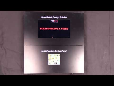 Smartswitch Multi-function Control Panel