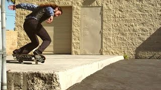 "getlinkyoutube.com-Richie Jackson's ""Death Skateboards"" Part"
