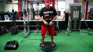 getlinkyoutube.com-Fast Lap Fitness: Stability Training with a Bosu Ball - TransWorld MOTOcross